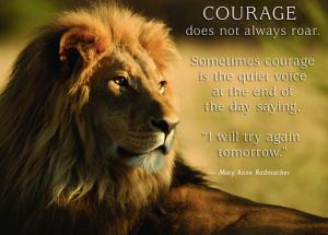 Courage-does-not-always-roar