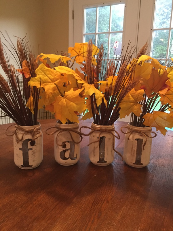 Fall DIY Home Decor | Pinterest Project