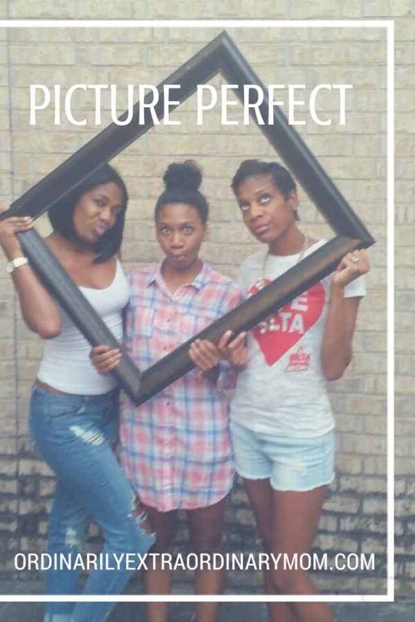 Picture Perfect - Comparison is the Thief of Joy