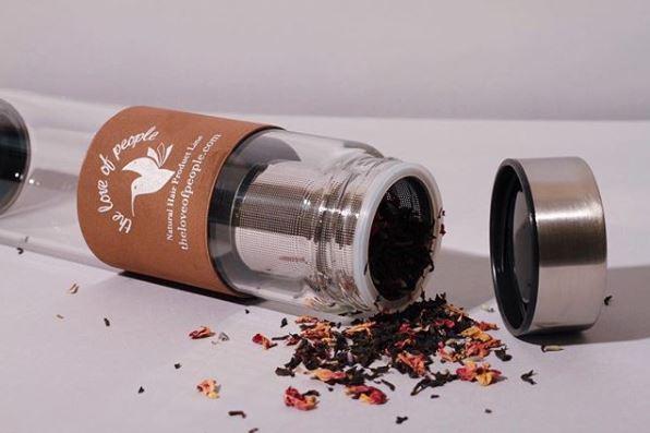 Black Tea | Hair Products | Natural Hair Growth | Natural Hair Journey
