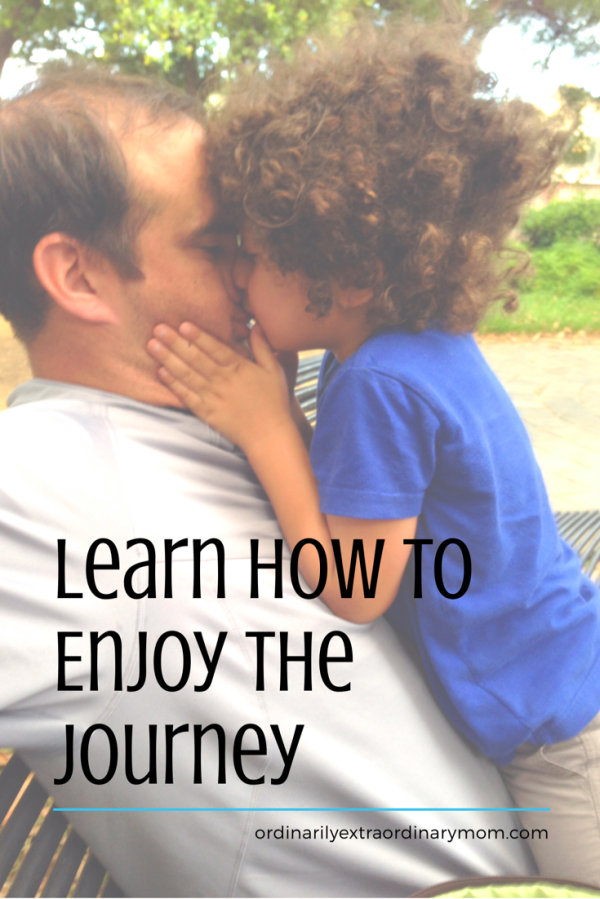 Learn How to Enjoy the Journey