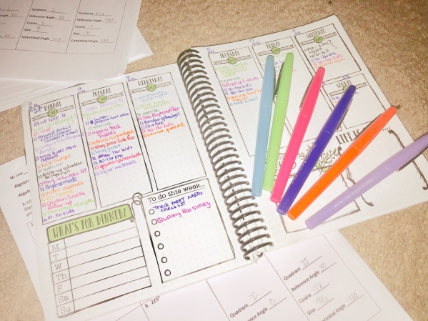 """When you fail to plan, you plan to fail."" All mamas need a plan. Even if their planners are filled, it gives them a starting place. A start point is the beginning to work life balance. #worklifebalance #workingmom #planning #planner #momlife #motherhood #mom"