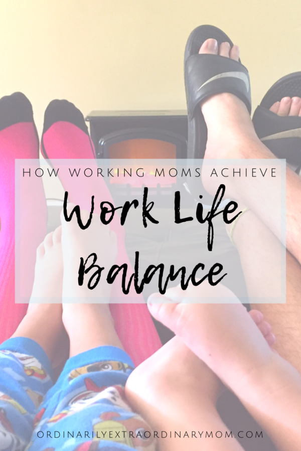 How Working Moms Achieve Work Life Balance: Work life balance is such an elusive thing for working moms. We feel like we are falling short in all areas. What we really need to do is sit, reevaluate, and start over. Work life balance looks different than we expect. #workingmom #worklifebalance #workinglife #hardwork #achievement #goals #goalsetting