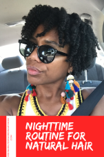 Nighttime Routine for Natural Hair   ordinarilyextraordinarymom #naturalhairroutine #nighttimeroutinenaturalhair #naturalhaircare #africanamericanhair #nighttimeroutine