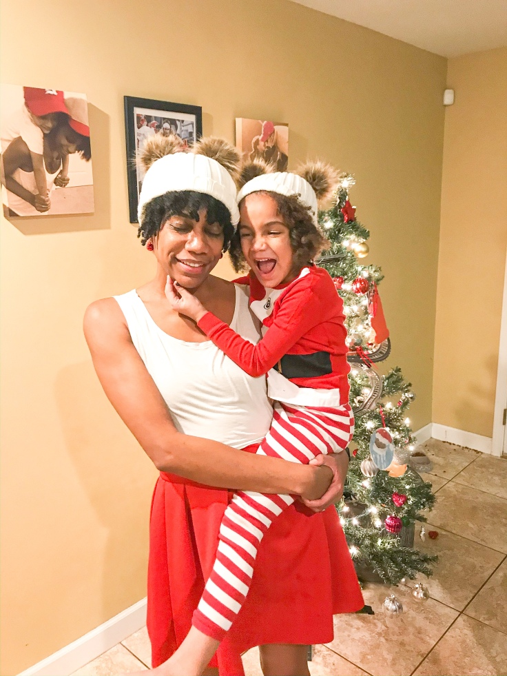 Healing happens in layers. #mommyandme #matchingchristmasoutfits #motherdaughterphoto #christmasoutfitideas #makingchanges #changeyourlife #decluttering