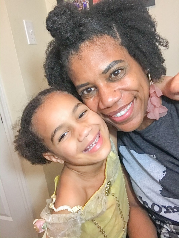 Mommy and Me Natural Hair #naturalhair #curlyhair #naturalhairstyles #naturalhairgrowth #naturalhairtips #maintainingnaturalhair #naturalhairproducts