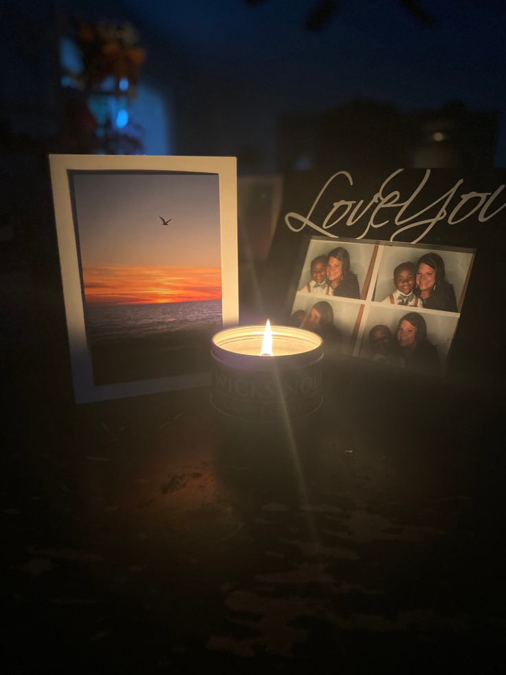 Be a light in the dark places with thoughts and prayers. #birthdaycards #bealight #stationary #photocards #spreadlight #cardshandmade