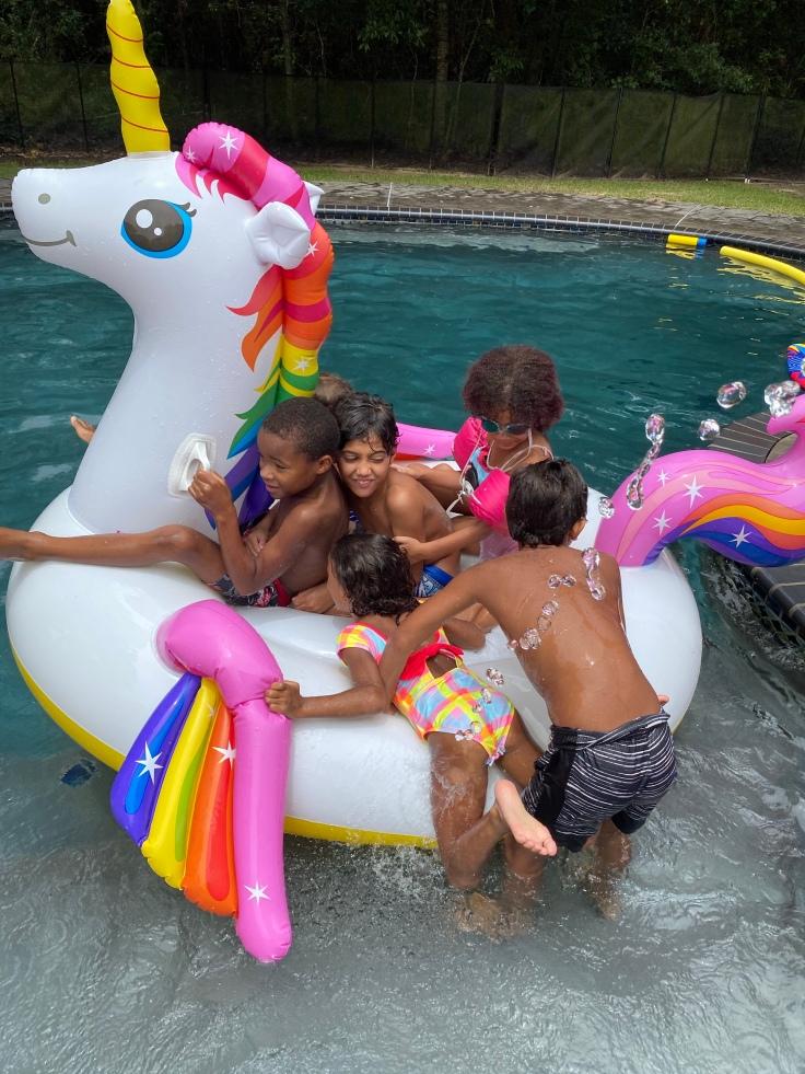 Summer Activity - Pool Day #summeractivities #summerbucketlist #kidsactvities #freeactivitiesforkids #cheapactivitiesforkids